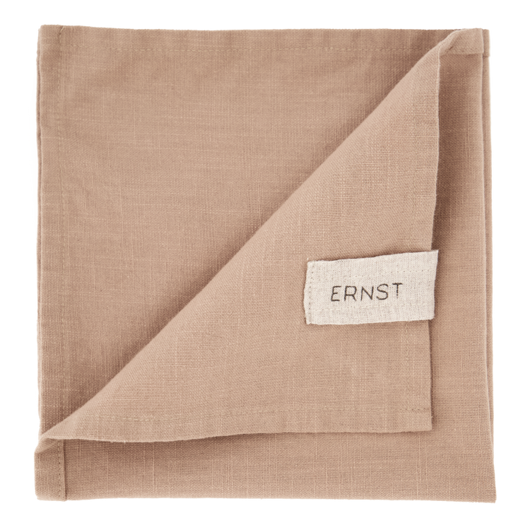 ERNST Servett 2-pack Muskot