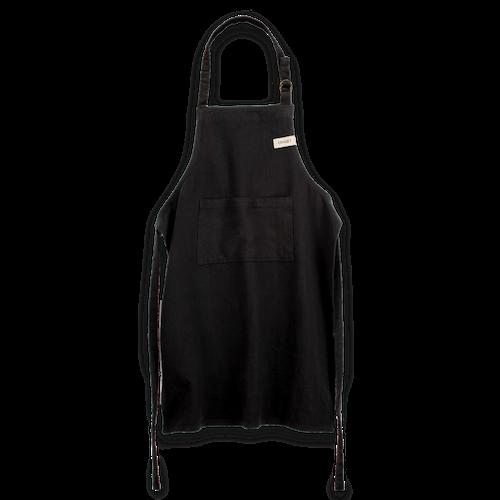 ERNST Förkläde svart