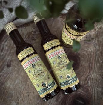 Gridelli Olivolja Al Limone, 250 ml