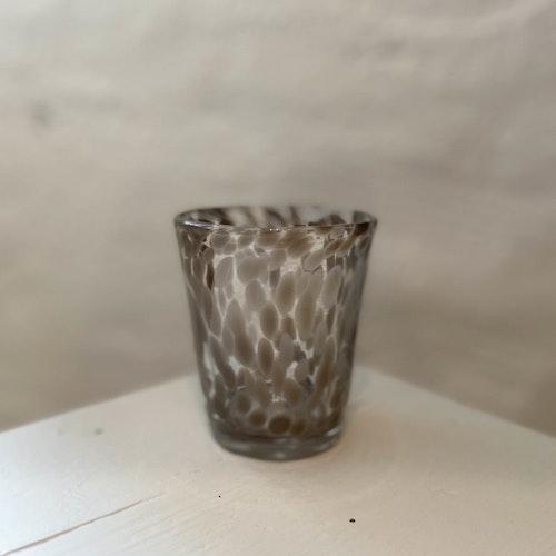 Milano Dricksglas beige