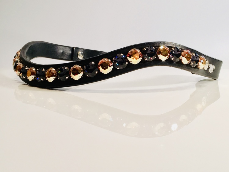Fancy Delight Browband #2