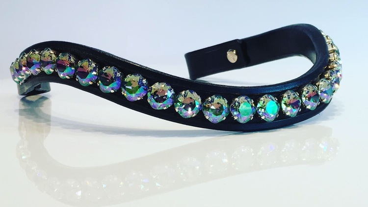 Fancy Delight Browband #3