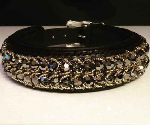 Double Passion Dog collar #1
