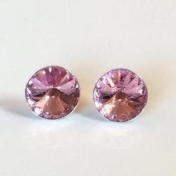 Light Rose earrings