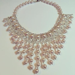 Waterfall Necklace #2