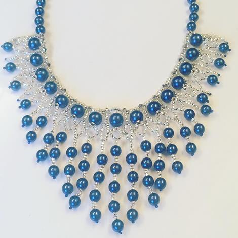 Waterfall Necklace #1