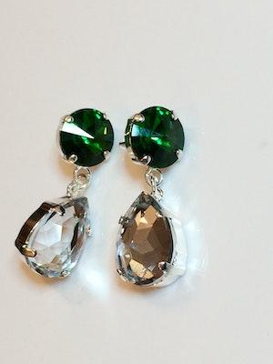 Slytherin Earrings #2