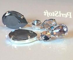 Liz Exclusive earrings CAL Dark Grey