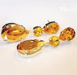 Liz Exclusive earrings SunflowerMetallic