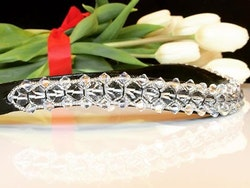 Passion Crystal Helix Browband #1