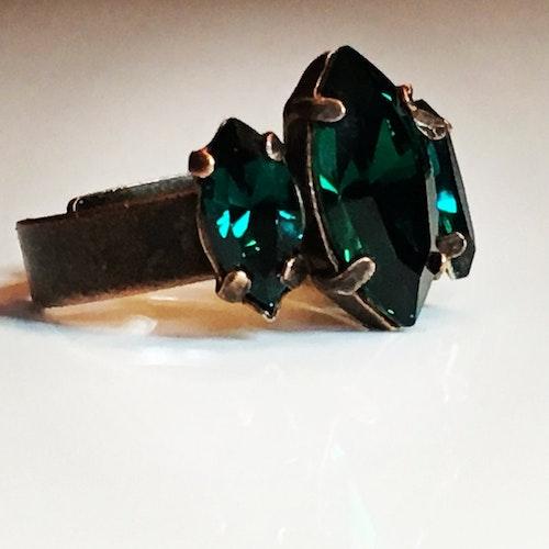 Navette Ring #1