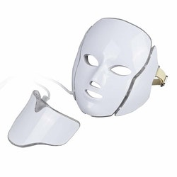 LED Mask With Neck