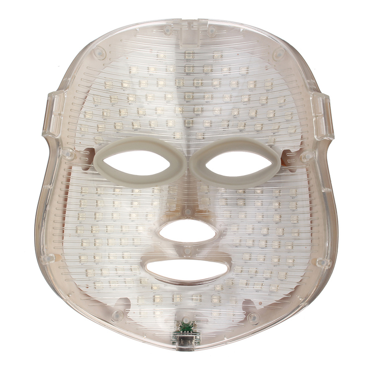 LED Mask Rose Gold