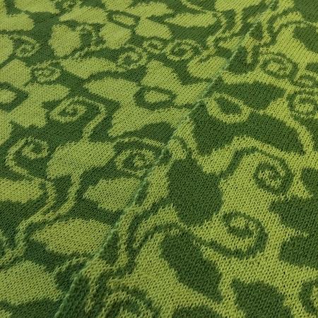 Balkongblomma - ärtgrön / vårgrön