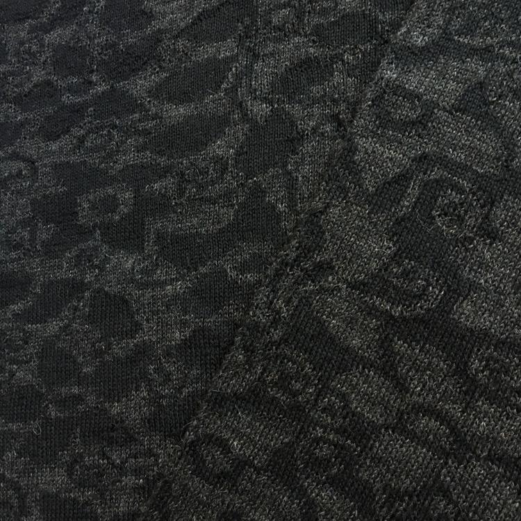 Balkongblomma - grafit / mörkgrå