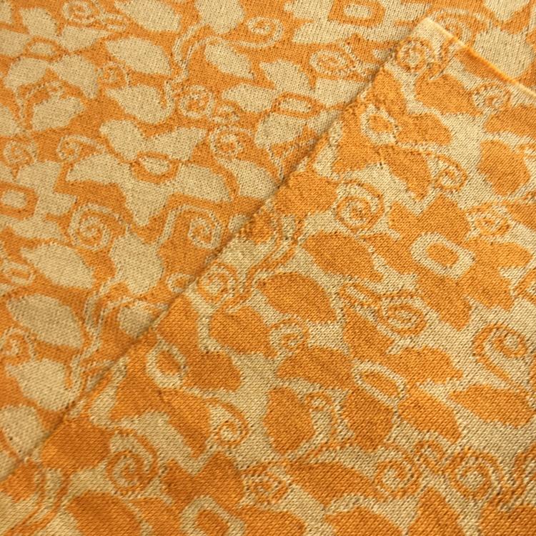 Balkongblomma - saffron / senapsgul