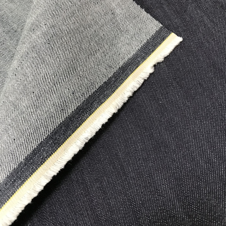 Denim med stretch