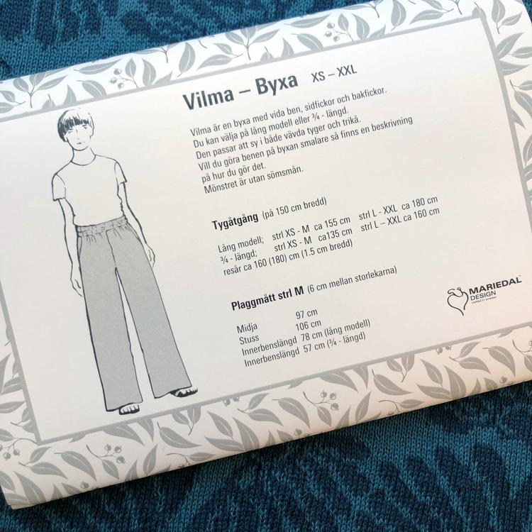Vilma - byxa