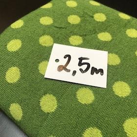 Ullstuv - 70 cm bredd, ärtgrön / vårgrön