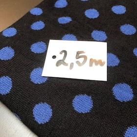 Ullstuv - 70 cm bredd, marin / blå