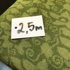 Ullstuv - 140 cm bredd grön / specialgrön