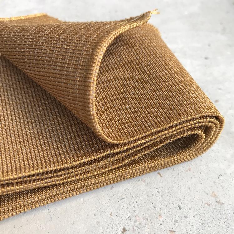 Muddremsa - metallic gulbrun