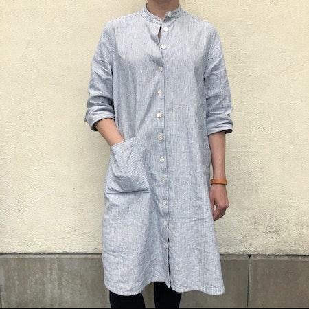 Agnes - skjortblus (2)