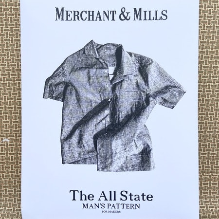 The All State - skjorta, herr