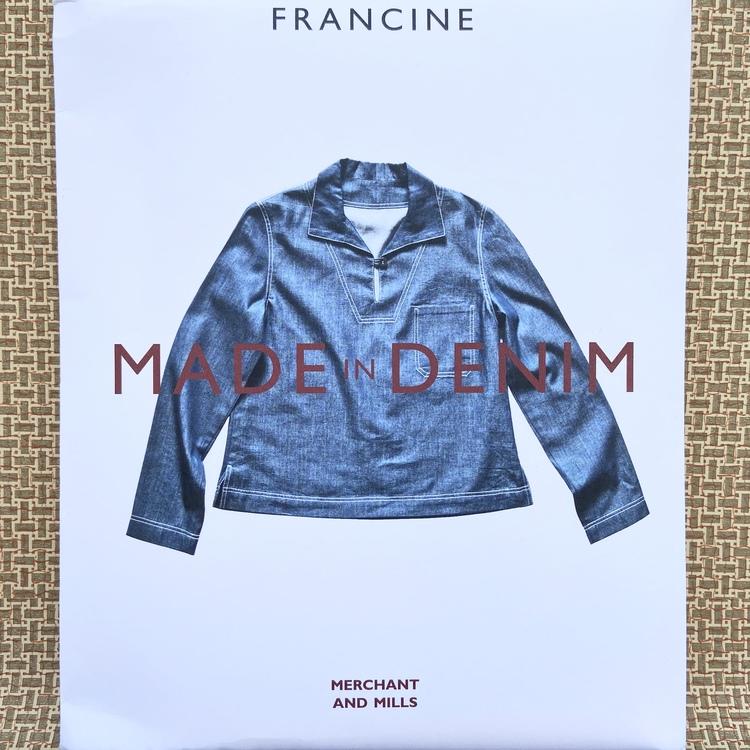 Francine - skjorta/klänning