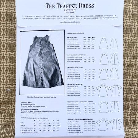 The Trapeze - klänning
