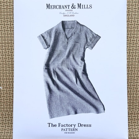 The Factory Dress - klänning