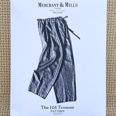 The 101 trousers - byxa