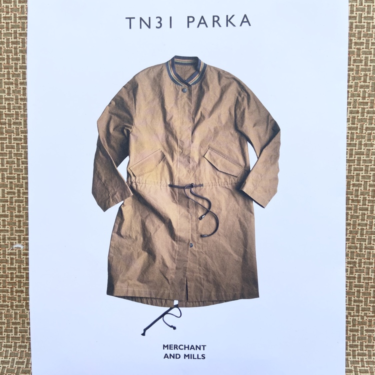 The TN31 Parka - ytterplagg