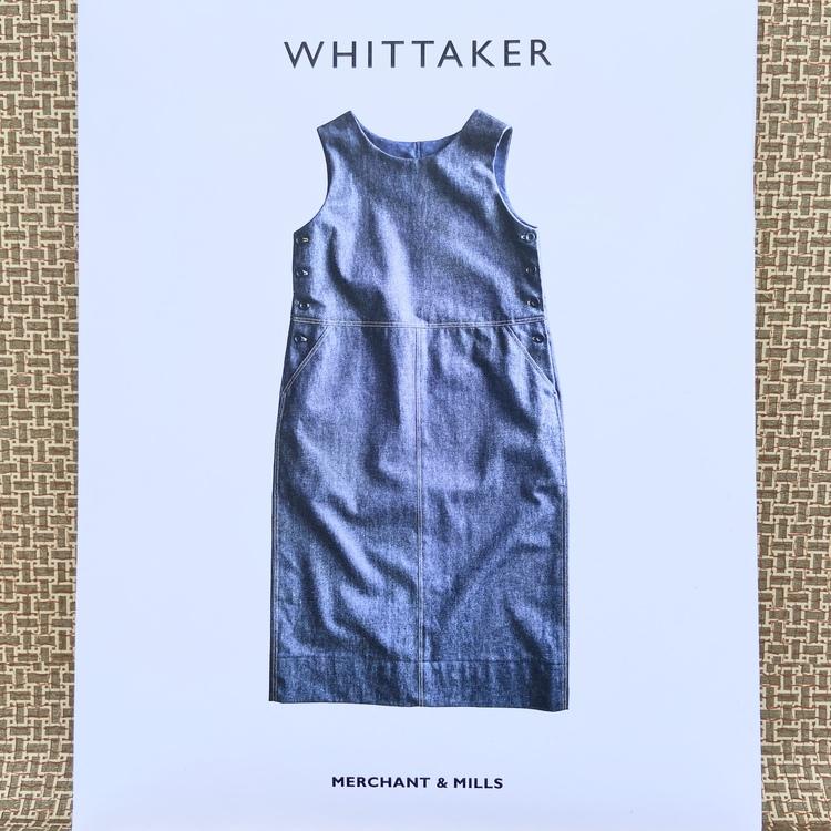 The Whittaker - jeansklänning
