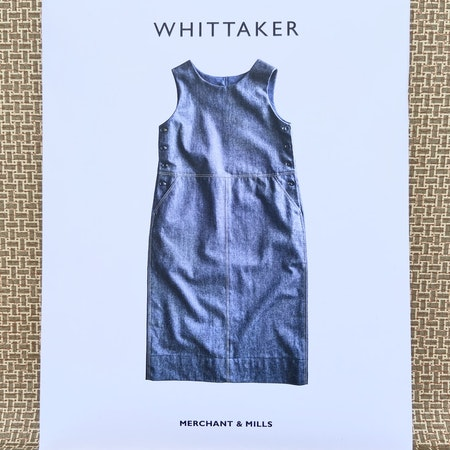 The Whittaker - jeansklänning