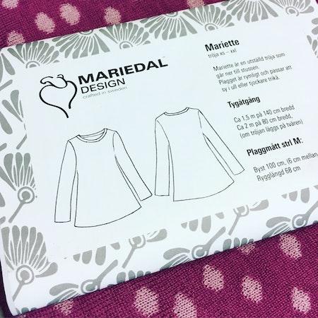Mariette - långärmad tröja