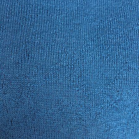 Ullstuv - Mörkblå