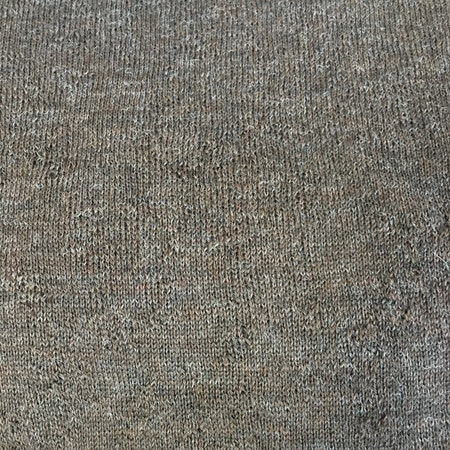 Ullstuv - Mörkbrun