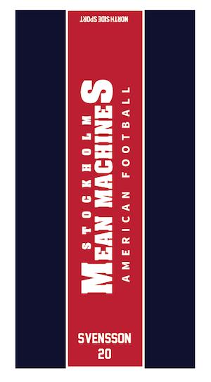 SMM bollhanduk (30x50cm)