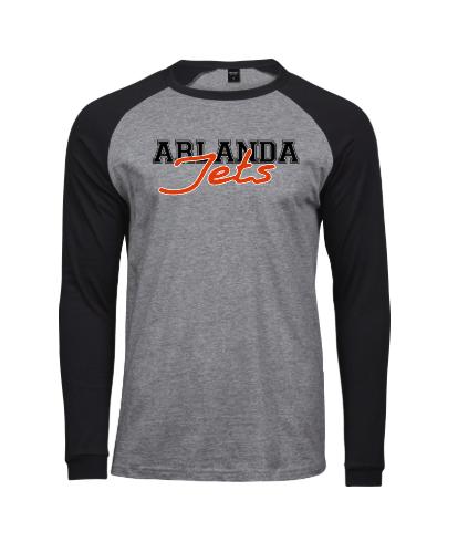 Arlanda baseball tee