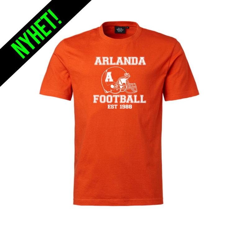Nyhet! Orangea t-shirt