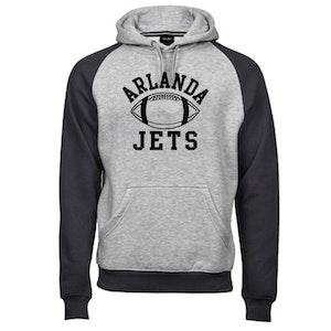 Nyhet! Baseball hoodie, boll logo