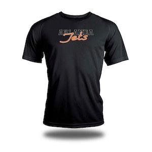 Funktions t-shirt, svart