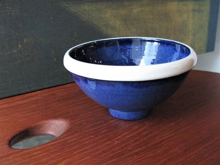VL blue/white bowl 177