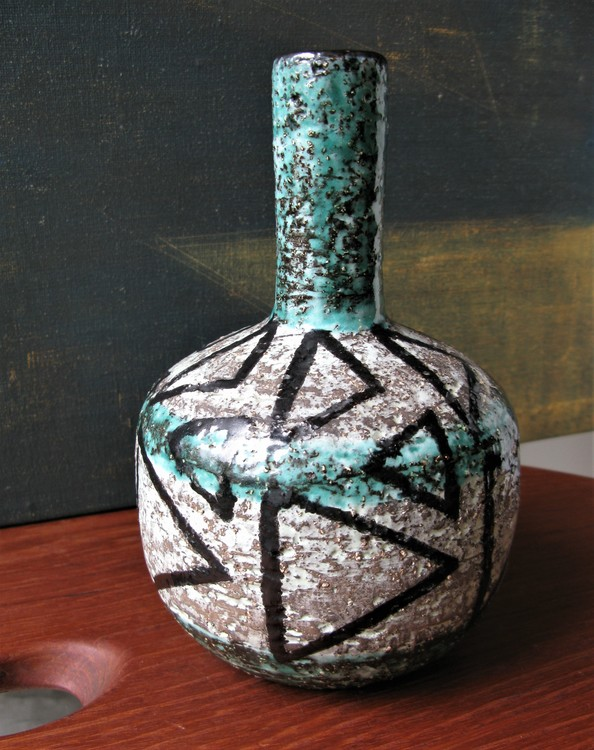 Chamotte vase 2312
