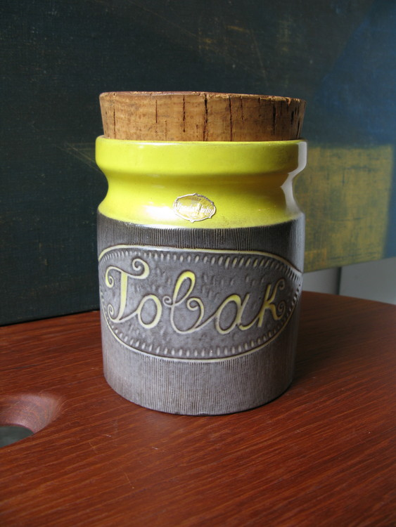 Tobacco jar 1038/31