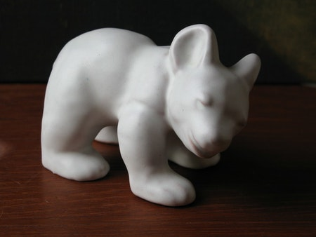 Bear figure 3332