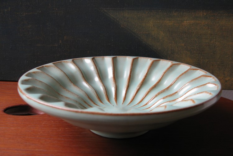 Green bowl 134
