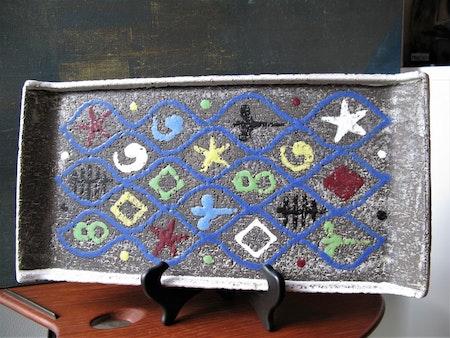 Bohus plate 2285