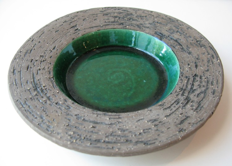 Green ashtray 4069B